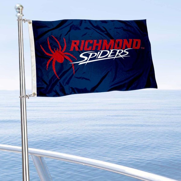 Richmond Spiders Boat Flag