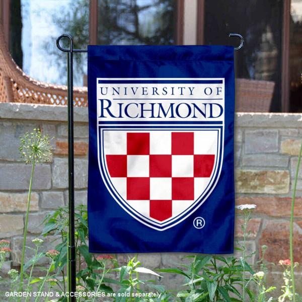 Richmond Spiders Garden Flag