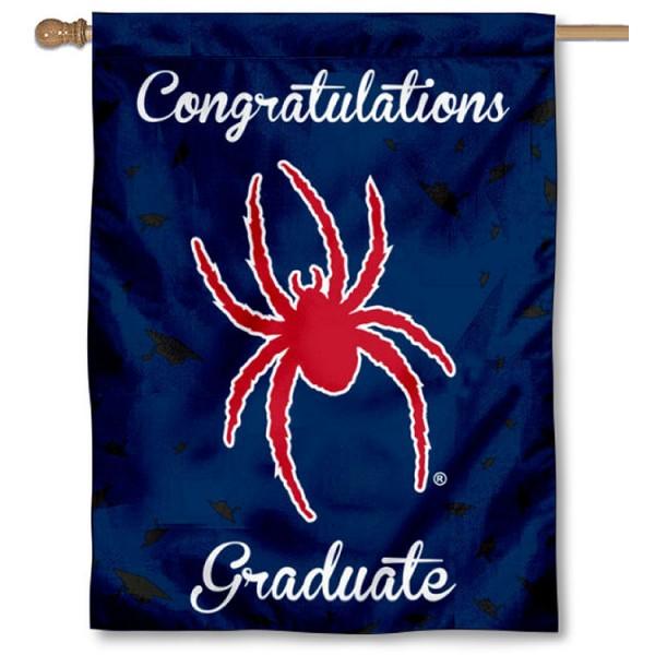 Richmond Spiders Graduation Banner