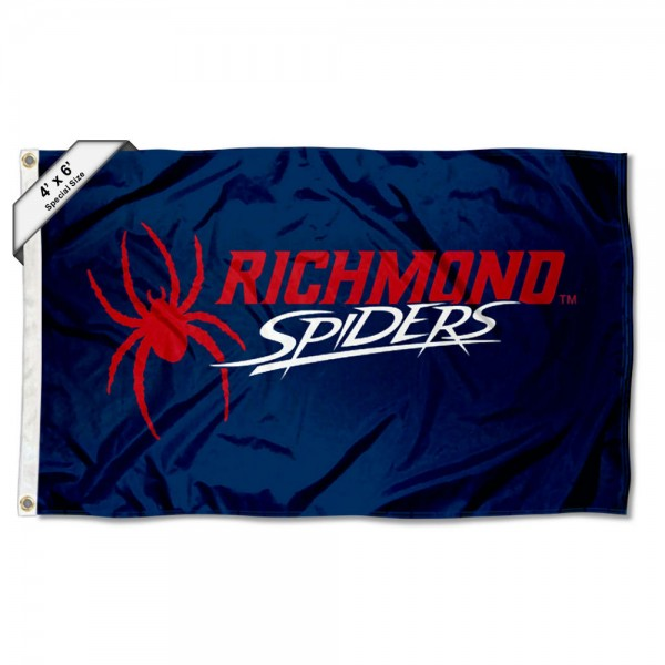 Richmond Spiders Logo 4'x6' Flag