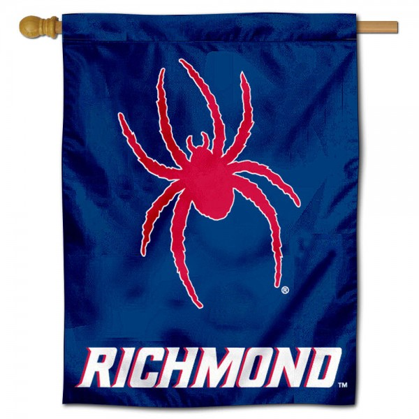 Richmond Spiders Polyester House Flag