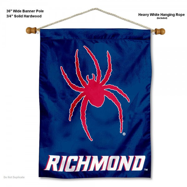 Richmond Spiders Wall Hanging