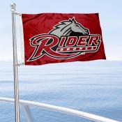 Rider Broncs Boat Nautical Flag