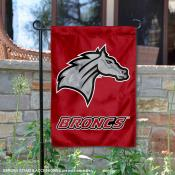 Rider University 2 Ply Double Sided Garden Flag