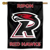 Ripon Red Hawks Banner Flag