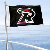 Ripon Red Hawks Boat Nautical Flag