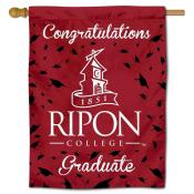 Ripon Red Hawks Graduation Banner