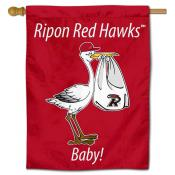 Ripon Red Hawks New Baby Banner