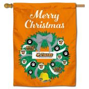 RIT Tigers Christmas Holiday House Flag