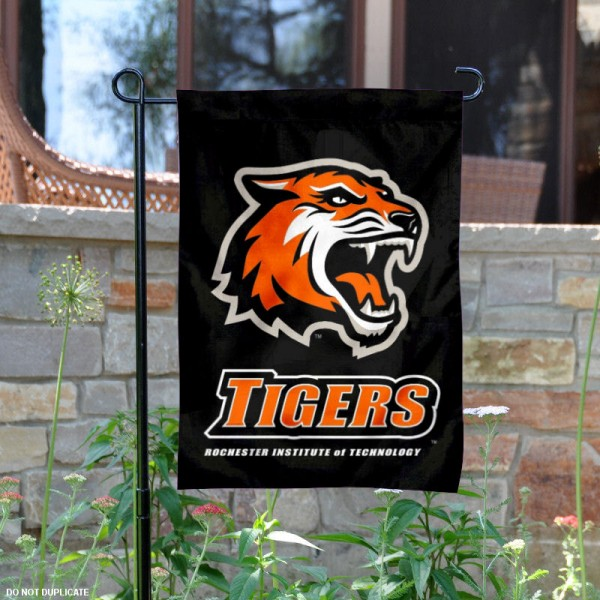 RIT Tigers Garden Flag