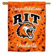 RIT Tigers Graduation Banner