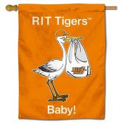 RIT Tigers New Baby Banner