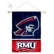 Robert Morris Colonials Window Hanging Banner with Suction Cup