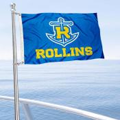 Rollins Tars Boat Nautical Flag