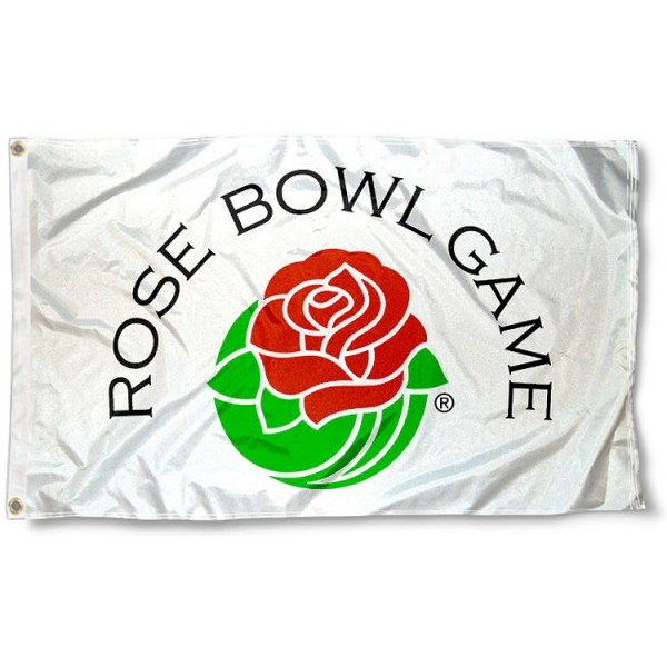 Rose Bowl Game Flag
