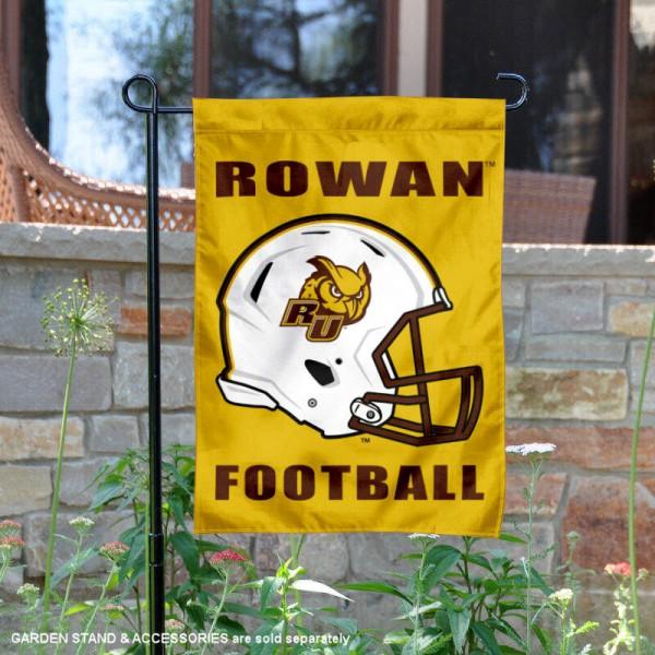 Rowan Profs Football Garden Flag