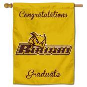 Rowan Profs Graduation Banner