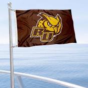 Rowan RU Profs Boat Nautical Flag