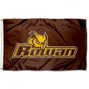 Rowan RU Profs Logo Outdoor Flag