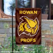 Rowan University 2 Ply Double Sided Garden Flag