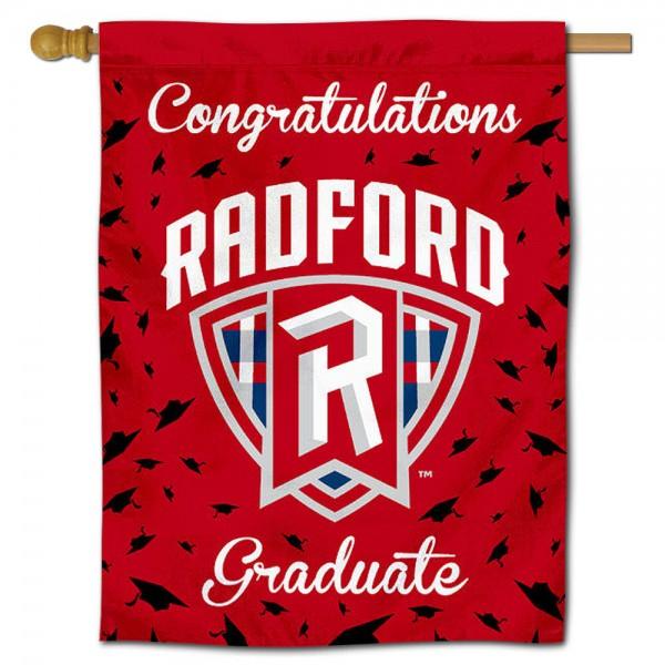 RU Highlanders Graduation Banner