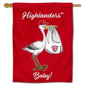 RU Highlanders New Baby Banner