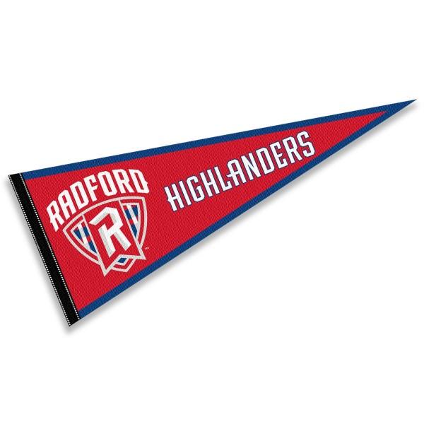 RU Highlanders Pennant