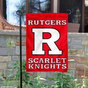 Rutgers Garden Flag