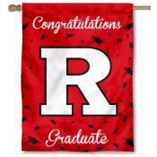 Rutgers Graduation Banner