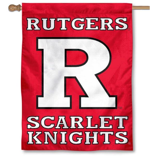 Rutgers House Flag