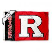 Rutgers Mini Flag