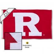 Rutgers R 2x3 Flag