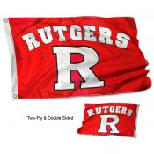 Rutgers Scarlet Knights Flag - Stadium