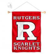 Rutgers Small Wall and Window Banner