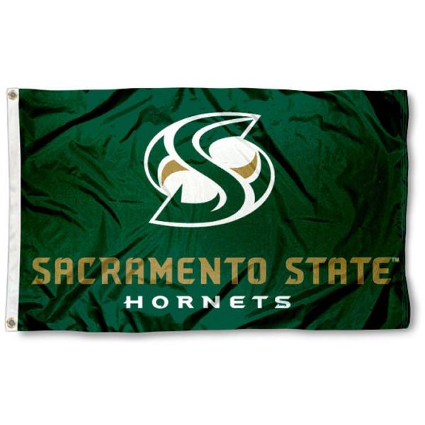 Sacramento State Flag
