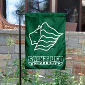 Saint Leo University Lions Logo Garden Banner
