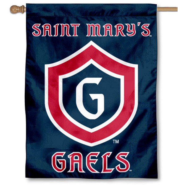 Saint Mary's Gaels House Flag