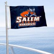 Salem State Boat Nautical Flag