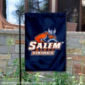 Salem State University 2 Ply Double Sided Garden Flag
