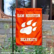 Sam Houston State Bearkats Double Sided Garden Flag