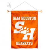 Sam Houston State Bearkats Small Wall and Window Banner