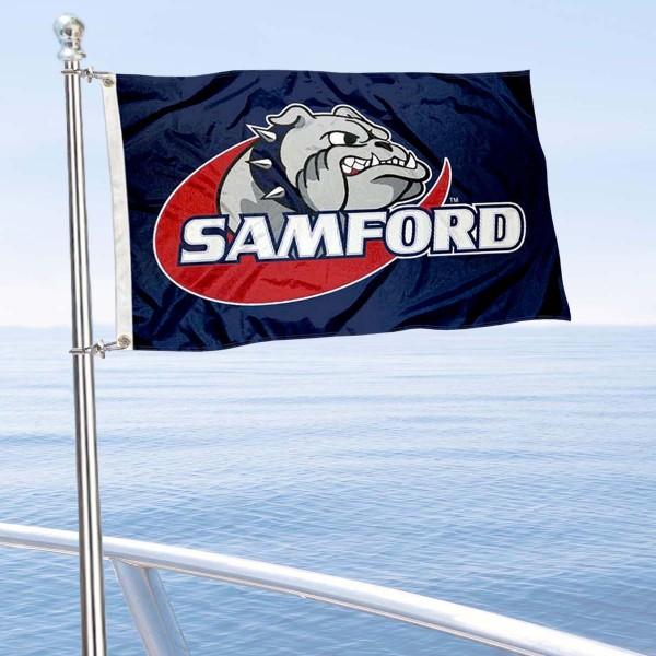 Samford Boat Nautical Flag