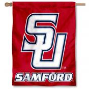 Samford Bulldogs House Flag