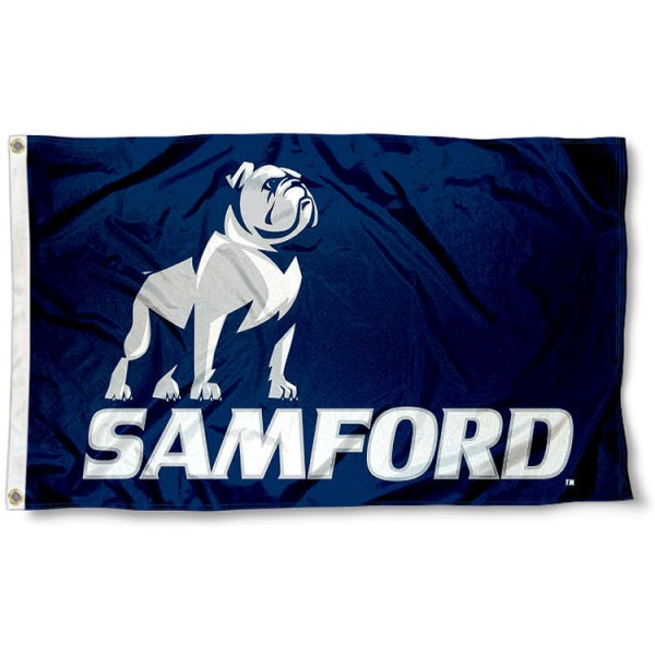 Samford New Logo Flag