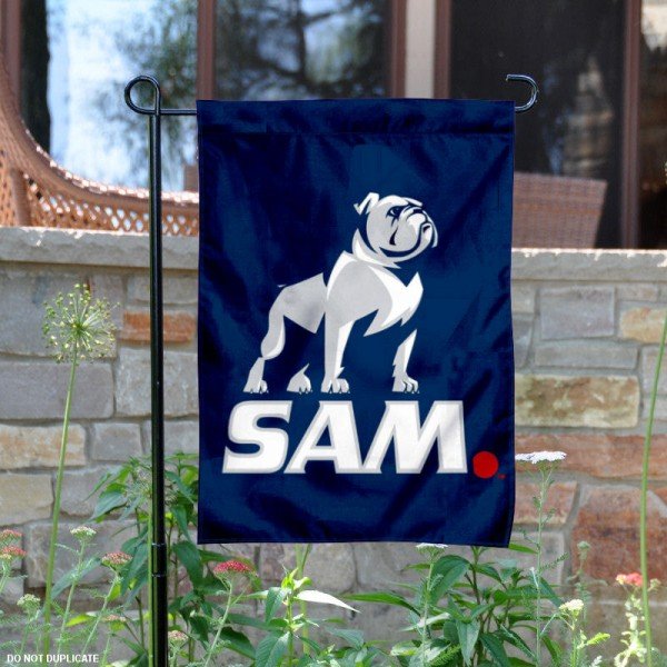 Samford New Logo SAM Garden Flag