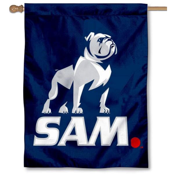 Samford University New Logo House Flag