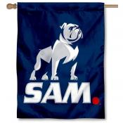 Samford University New Logo House Flag