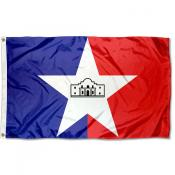 San Antonio City 3x5 Foot Flag