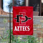 San Diego State Aztecs Garden Flag