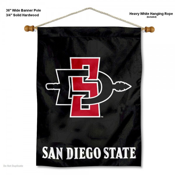 San Diego State Aztecs Wall Hanging